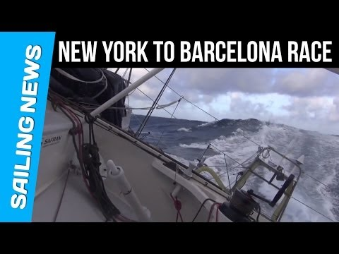 New York to Barcelona Race | DAY 9 | Highlights