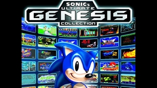 Sonic's Ultimate Genesis Collection (xbox 360, Playstation 3)   Retro Flashback