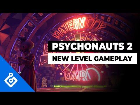 Слух: В сети появилась предполагаемая дата выхода Psychonauts 2