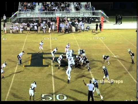David Robinson - Ridge Community High School - Florida - 2012 - 2011 Season