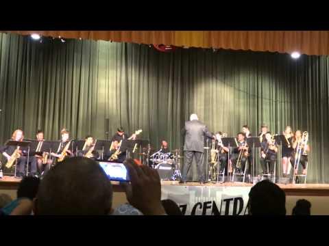 Little Rock Central High Jazz Band - James Bond Theme