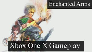 Enchanted Arms - Xbox One X Backwards Compatible Gameplay