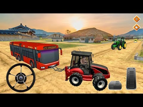 Tractor Tow Heavy Duty Vehicles Pull (by TapTop Game Studio) Android Gameplay [HD]