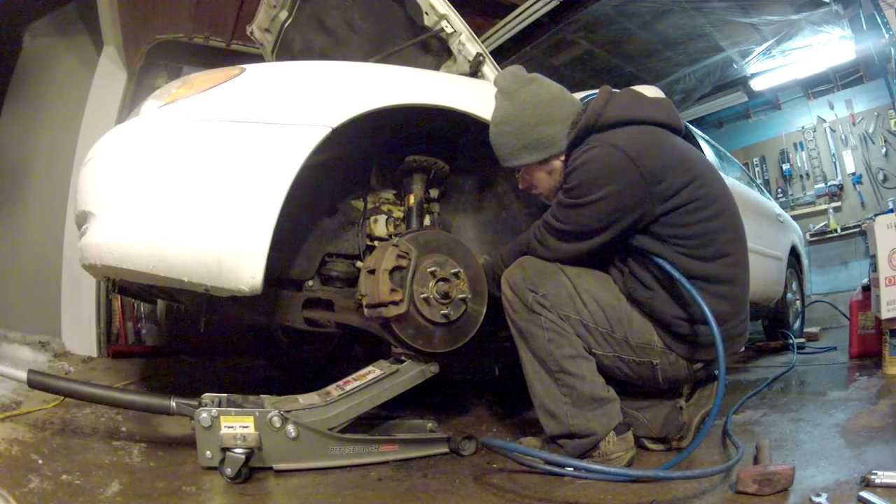 2002 Ford Taurus Strut Replacement Torque Specs Youtube