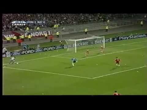 Olympique Lyonnais - Bayern Munich 2000-2001 (2ème partie)