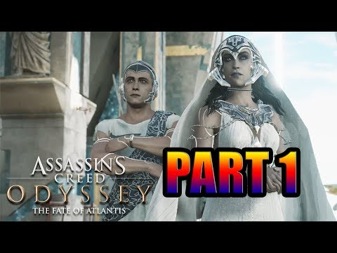 Assassin's Creed Odyssey Fate Of Atlantis Part 1  