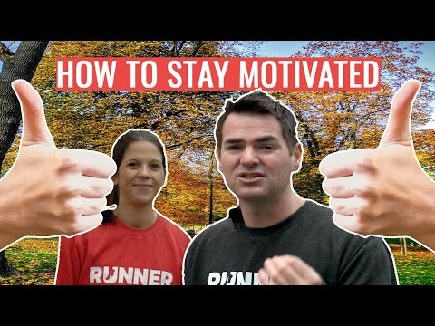 Tricks to staying motivated to RUN | Keep Running with These Motivational Tips