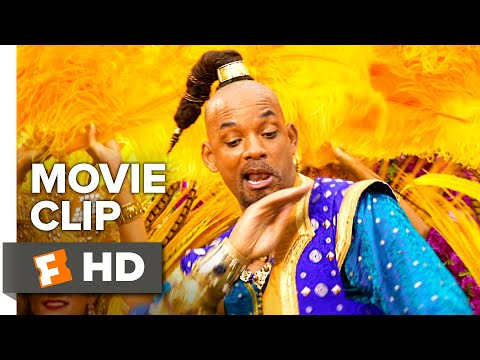 Mo - Everyone is talking smack about Will Smith in this Aladdin clip