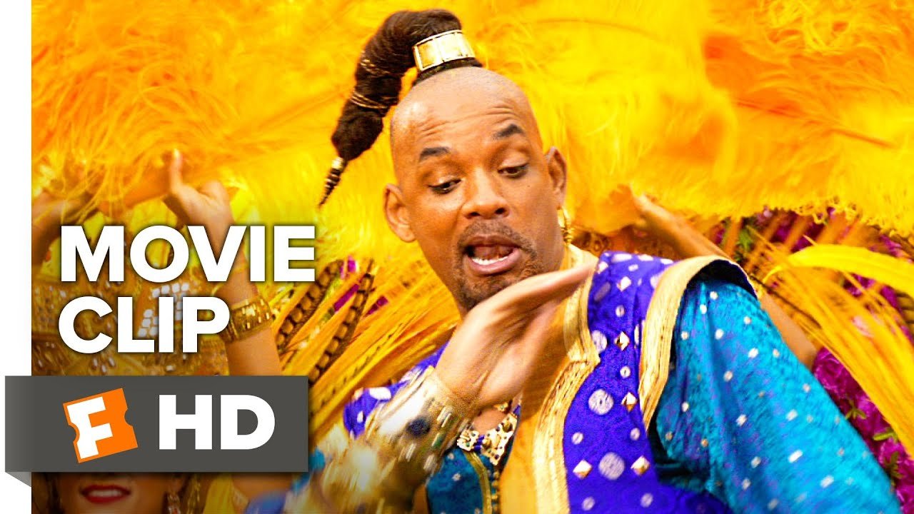 Aladdin First Reviews: Will Smith Makes the Genie His Own