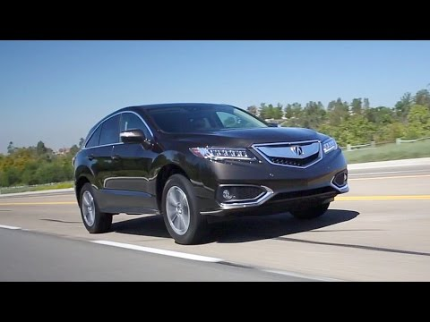 2017 Acura RDX - Review and Road Test