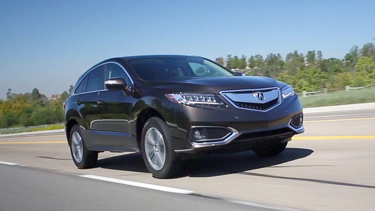 best report acura yet the torque review rdx
