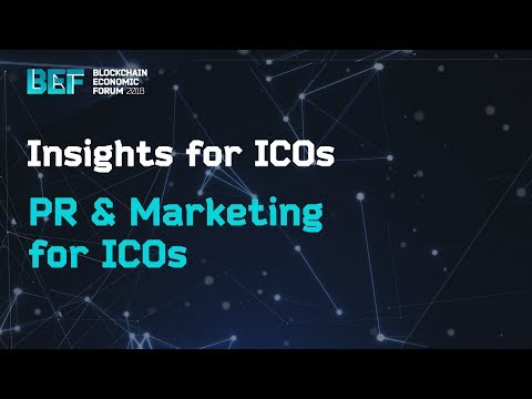 PR & Marketing for ICOs