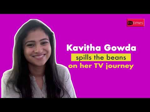 Kavitha Gowda spills the beans on her TV journey