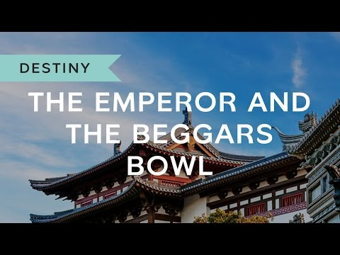 Financial Freedom - The Emperor and The Beggars Bowl