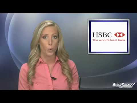 News Update: SEC Probing HSBC on Anti-Money Laundering Procedures - Shares Down