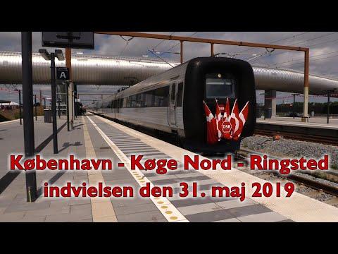 Danmarks Første Højhastighedsbane Indviet!