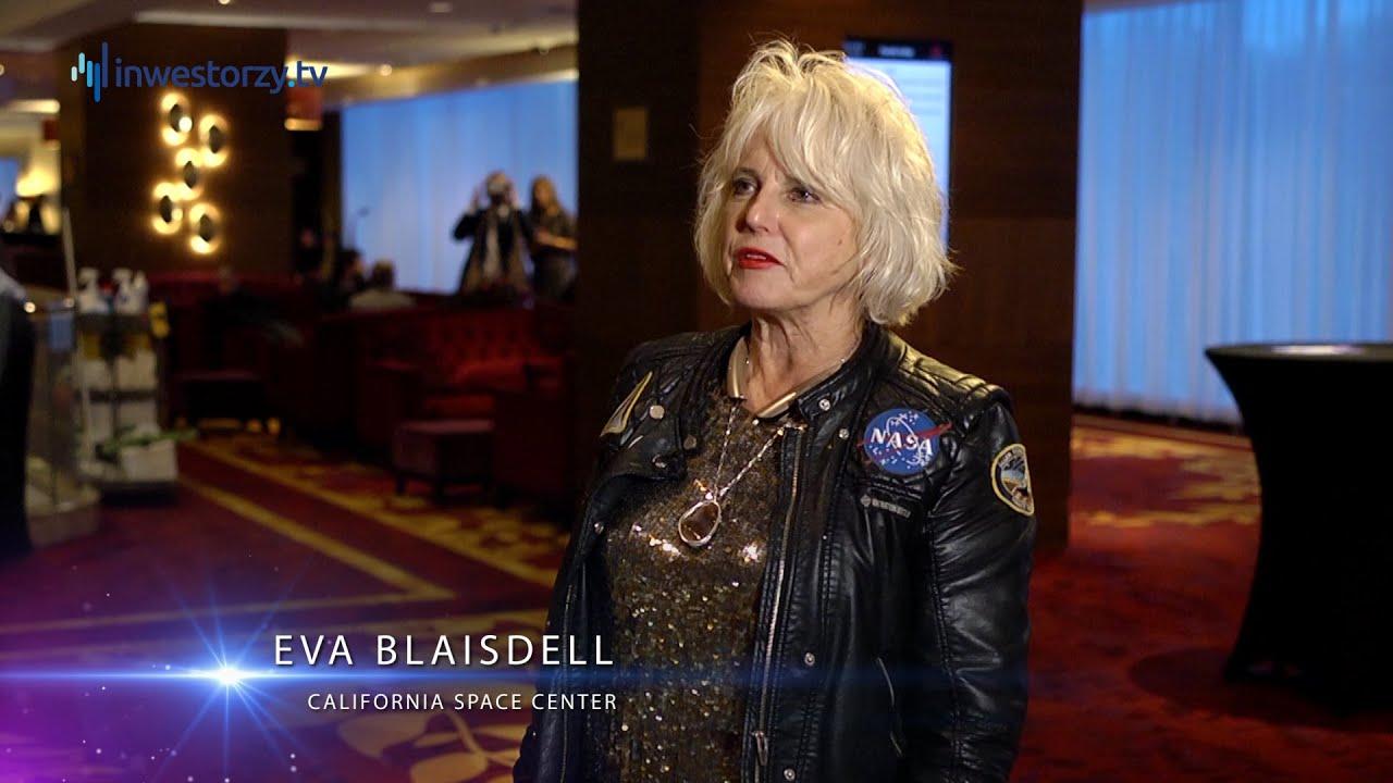 Eva Blaisdell – Founder and CEO of the California Space Center