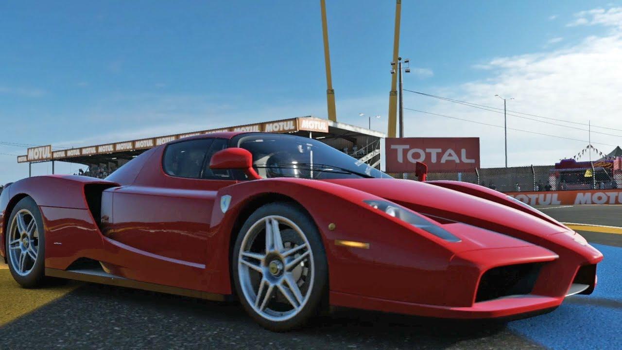 Forza Motorsport 7 - Ferrari Enzo Ferrari 2002 - Test Drive Gameplay ...