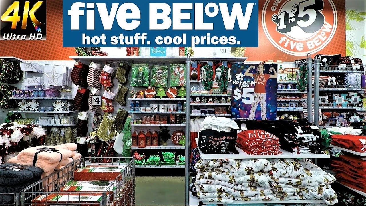 Toys From Five Below : Christmas items at five below shopping