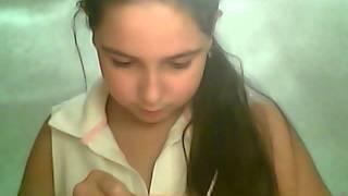 Видео-урок как вышивать крестиком ;)))