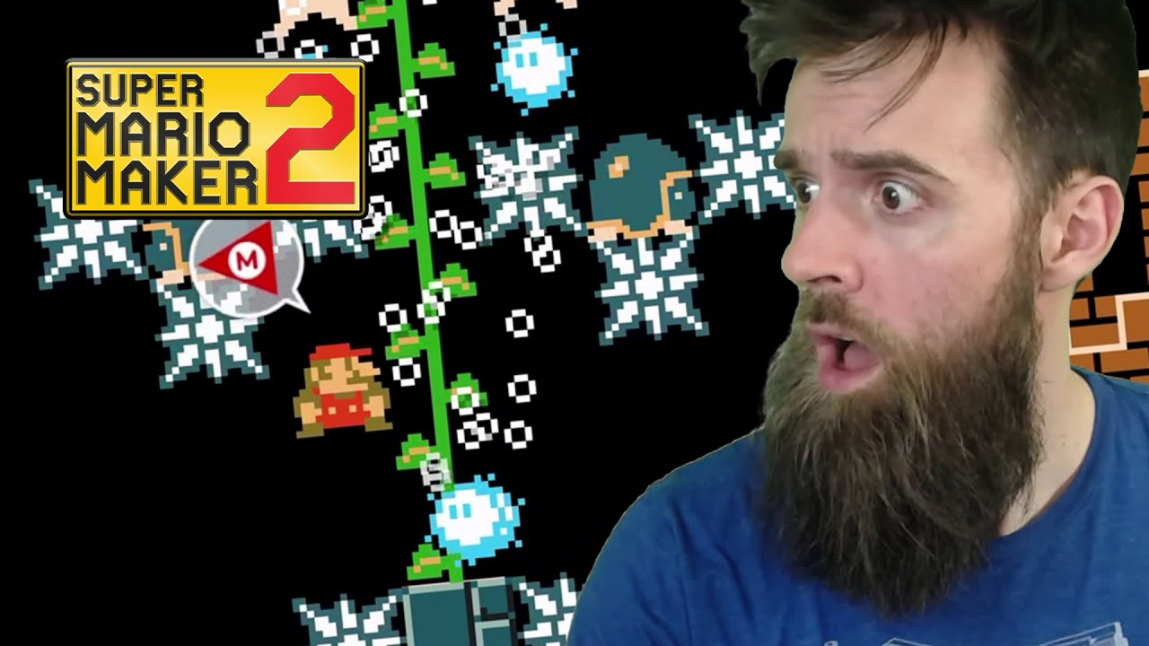 I Know YA'LL Think It's Over but JUST HOLD UP A SECOND [SUPER MARIO MAKER 2] [ENDLESS #87]