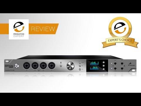 Review - Antelope Orion Studio - YouTube