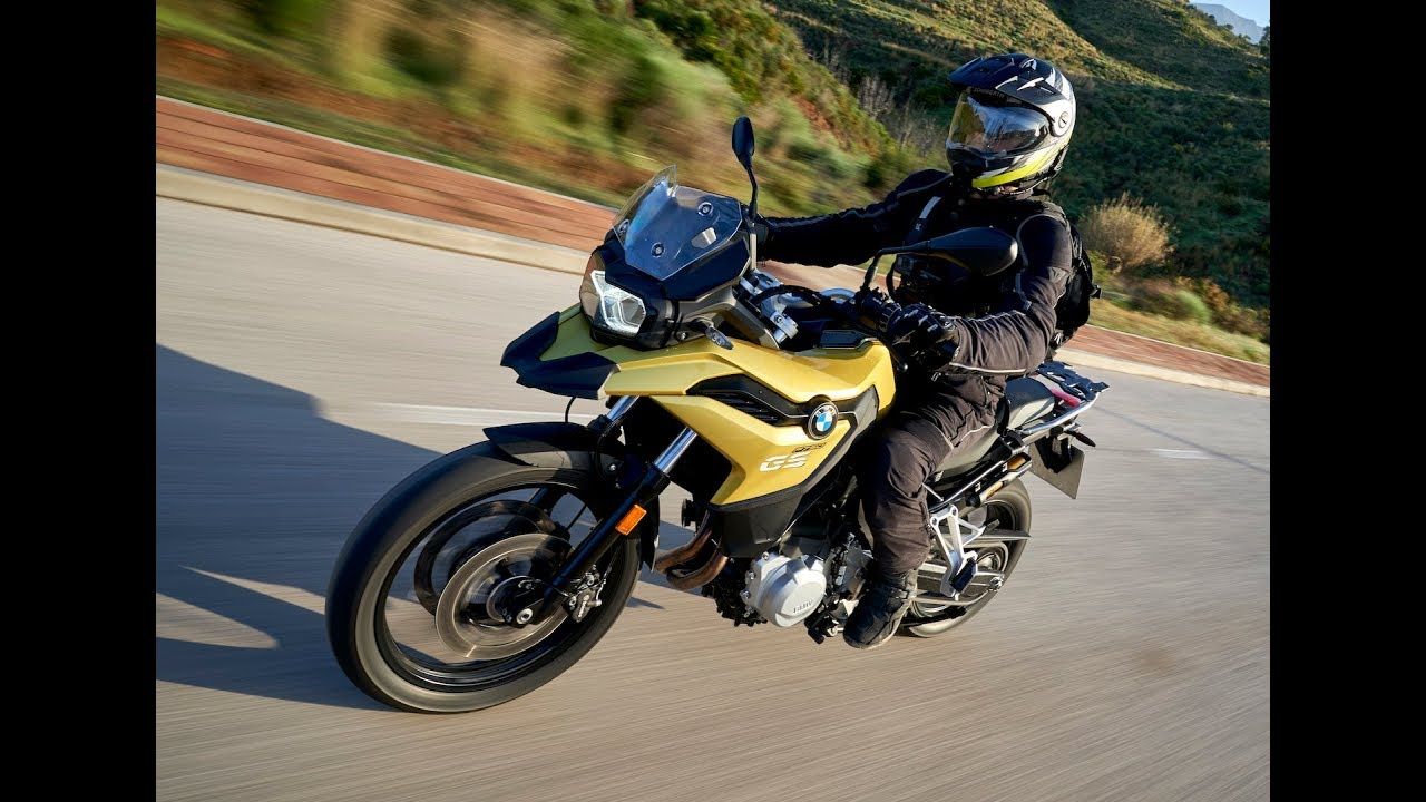 Bmw F750gs 2018 First Review Better Than The F850gs