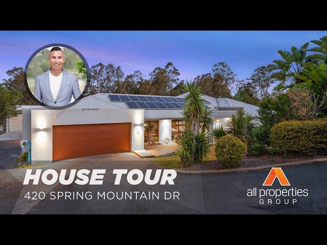 HOUSE TOUR | 420 Spring Mountain Drive, Greenbank | Chris Gilmour