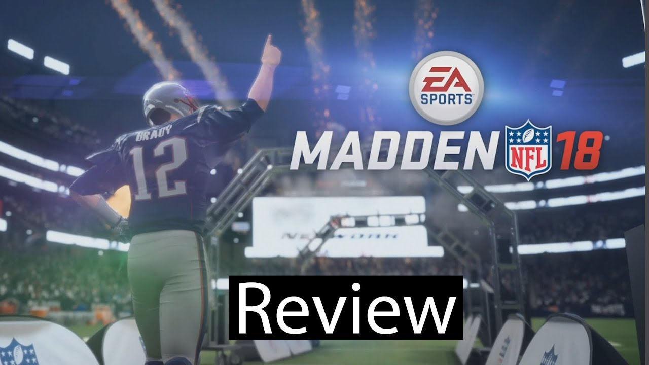 Madden NFL 18 Xbox One X Gameplay Review  YouTube