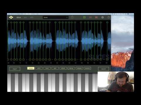 ReSlice by VirSyn Demo Part 2 the ARP iOS Beat Slicing