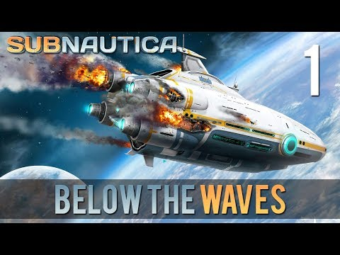 [1] Below the Waves (Let's Play Subnautica w/ GaLm)
