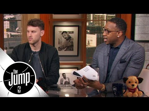 Tracy McGrady reflects on relationship with Adidas sneakers | The Jump | ESPN