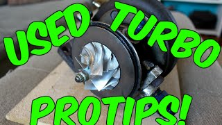 How To Buy A Used Turbocharger!