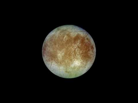 Space Sounds: Europa's Ambient EM Noise ( 6 Hours )