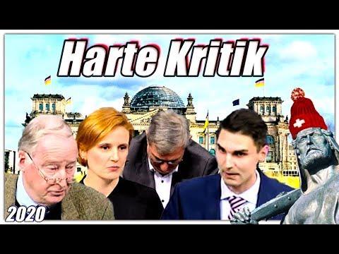 Den Linken wird im Bundestag gehörig die Leviten gelesen   Riexinger