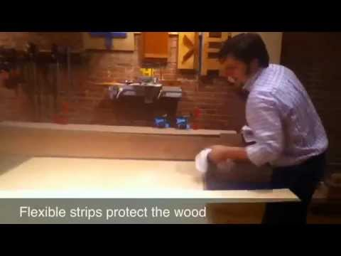 Steam Bending Wood