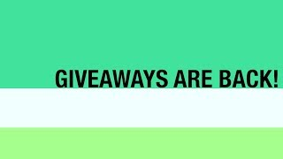 Giveaways are BACK! Watch Boxing and Win PS4's and Gift Cards thumbnail