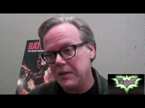 Bruce W. Timm on Killing Joke Animated Film and Future DC films