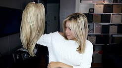 Review: Jessica Simpsons Hair-Do Extensions Video