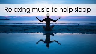 Zen music - find peace and happiness with this Relaxing music to fall asleep to - Help with insomnia