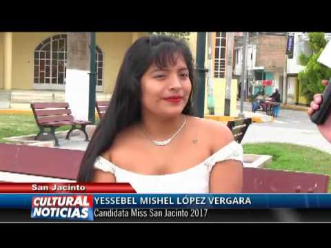 SAN JACINTO: CANDIDATAS A MISS SAN JACINTO 2017 II PARTE