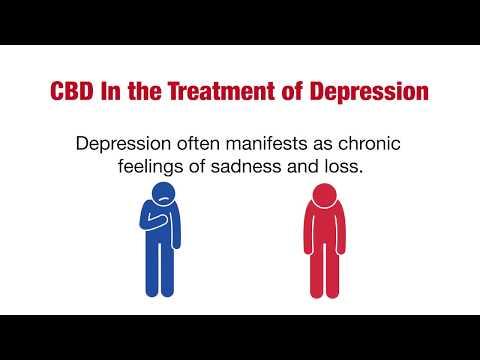 CBD In the Treatment of Depression - CBD Wellness Guide