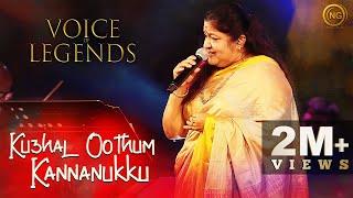 Kuzhal Oothum Kannanukku | K.S. Chithra | Mella Thirandhathu Kadhavu | Voice of Legends Singapore