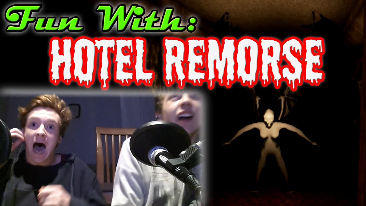 Jumpscares - Fun With Hotel Remorse Facecam Ft. Jesus
