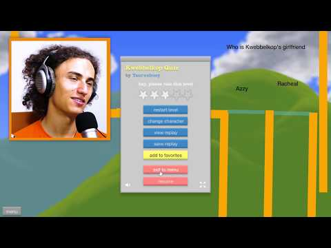 WORLD'S MOST INSANE DON'T MOVE CHALLENGE (Happy Wheels)
