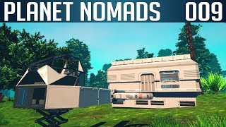 PLANET NOMADS #009 | Elektrizität & Verkabelung mit Switchboard | Let's Play Gameplay Deutsch thumbnail