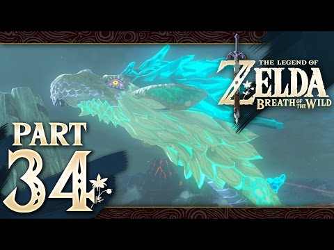 The Legend of Zelda: Breath of the Wild - Part 34 - Freeing Naydra