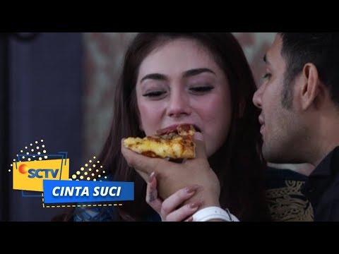 AWWW Marcel kok Suap Suapan sama Cleo Sih | Cinta Suci Episode 234