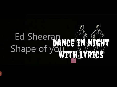 Ed Sheeran shape of you   RK Channel