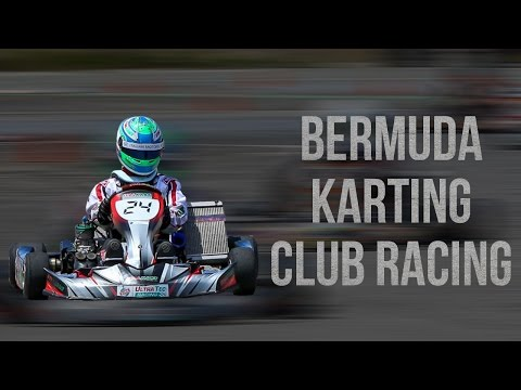 Bermuda Karting Club Racing, April 23 2017